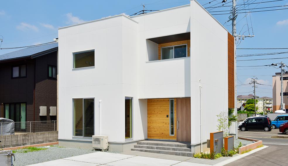 佐賀市巨勢町モデルハウス