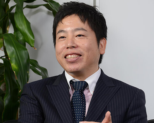 株式会社Lib Work 代表取締役社長 瀬口 力